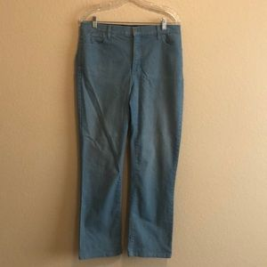 NYDJ Not Your Daughter's Jeans  Straight Leg Jeans